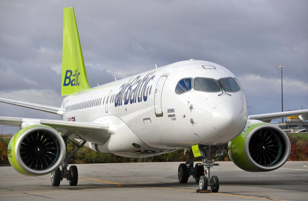 airBaltic признана самой пунктуальной авиакомпанией в мире