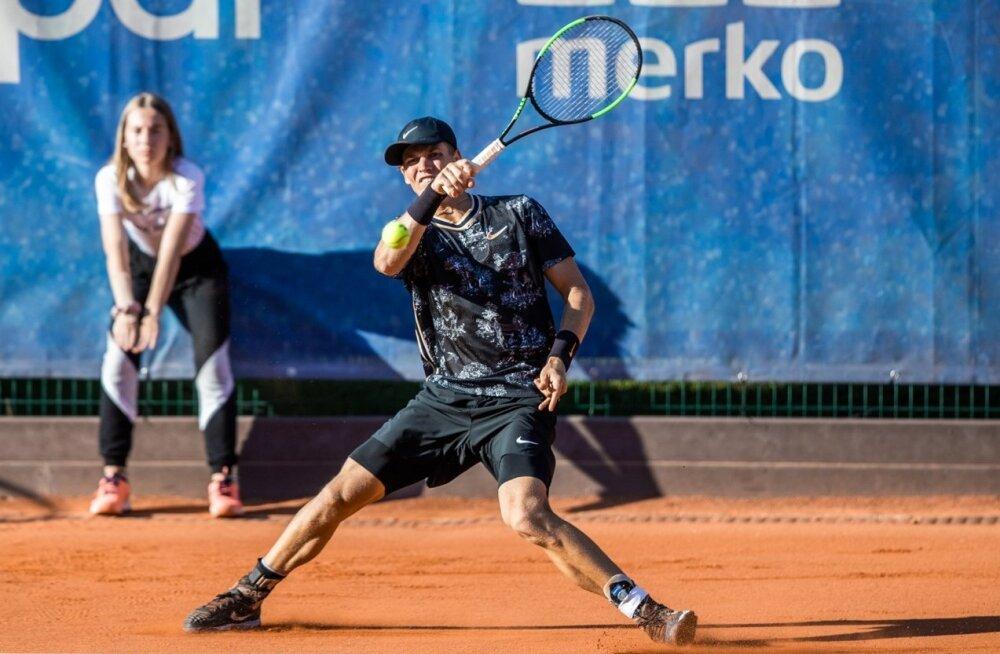 Kristjan Tamm on edetabelikoha poolest Eesti paremuselt kolmas meesmängija pärast Jürgen Zoopi ja Vladimir Ivanovit.