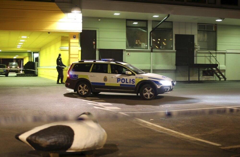Rootsis vahistati varjupaigataotlejate vastuvõtukeskuse ründamise kavandamises kahtlustatuna 14 inimest