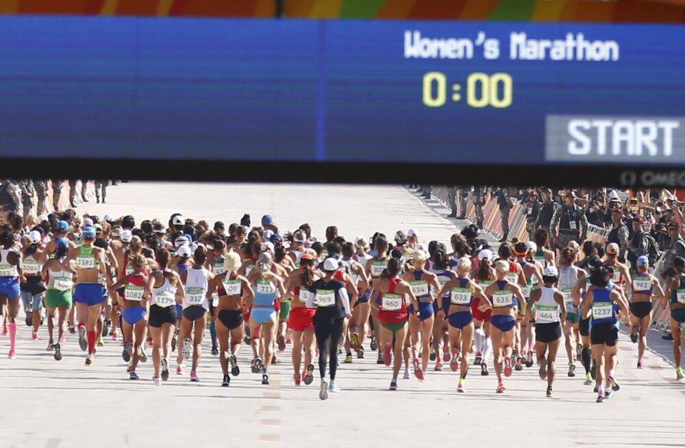 Maratoni Sapporosse viinud Tokyo olümpia korraldajatel on veel üks probleem lahendada