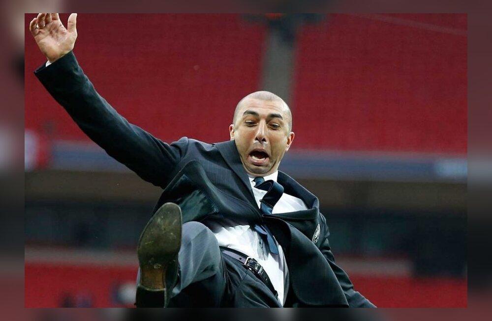 Guardiola loobus, Abramovitš tahab Di Matteo jätkamist Chelseas