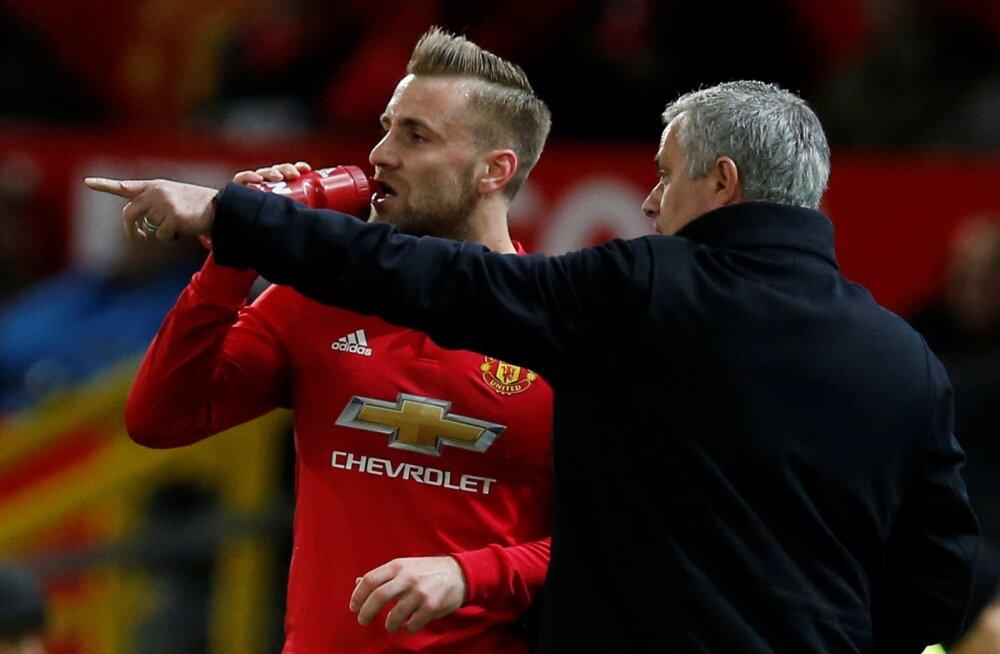 Jose Mourinho kiusab järjepidevalt ühte Manchester Unitedi mängijat