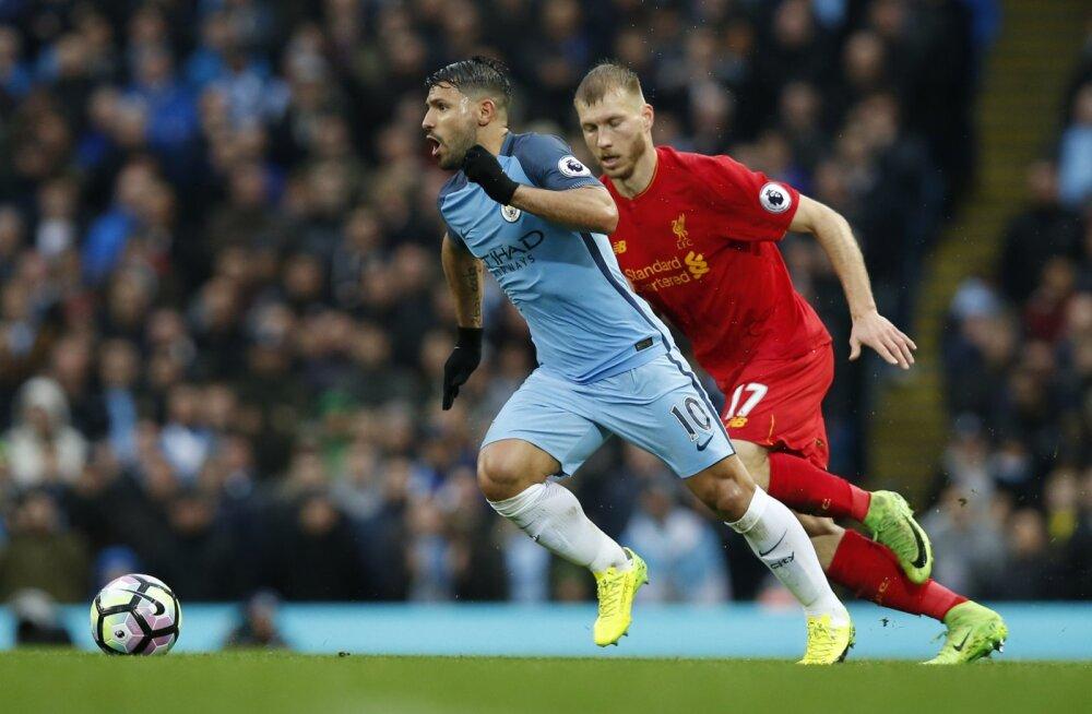 Ragnar Klavan ja Liverpool lähevad Meistrite liiga veerandfinaalis vastamisi Manchester Cityga!