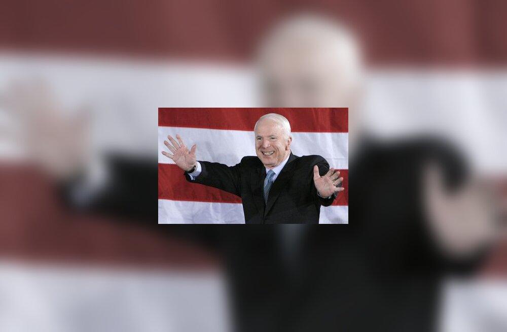 Vabariiklased, John McCain, presidendivalimised