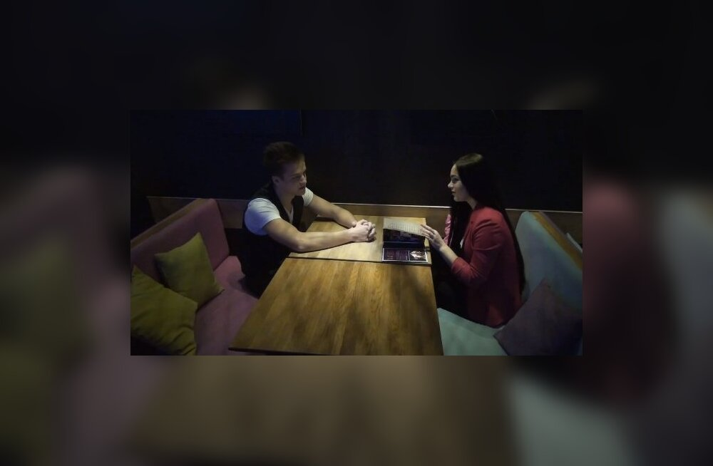 VIDEO: Nii toimub kiirkohting eesti noortele