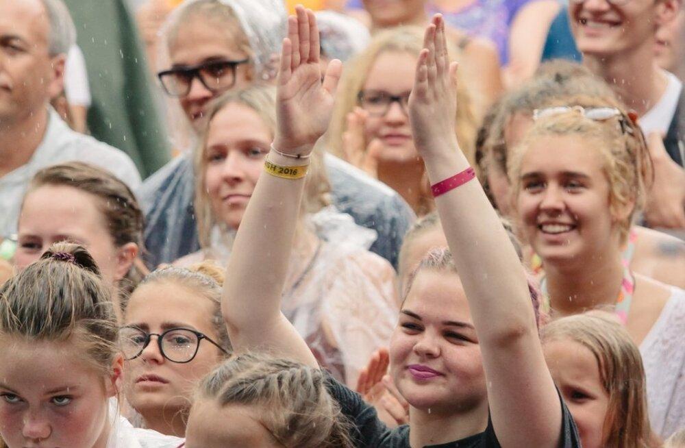 Viljandi Folk 2016 Pühapäev
