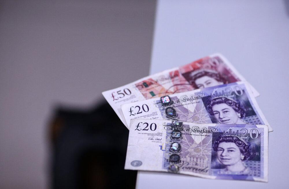 Halvem kui oodatud: Briti majandus läks Brexiti mõjul langusse