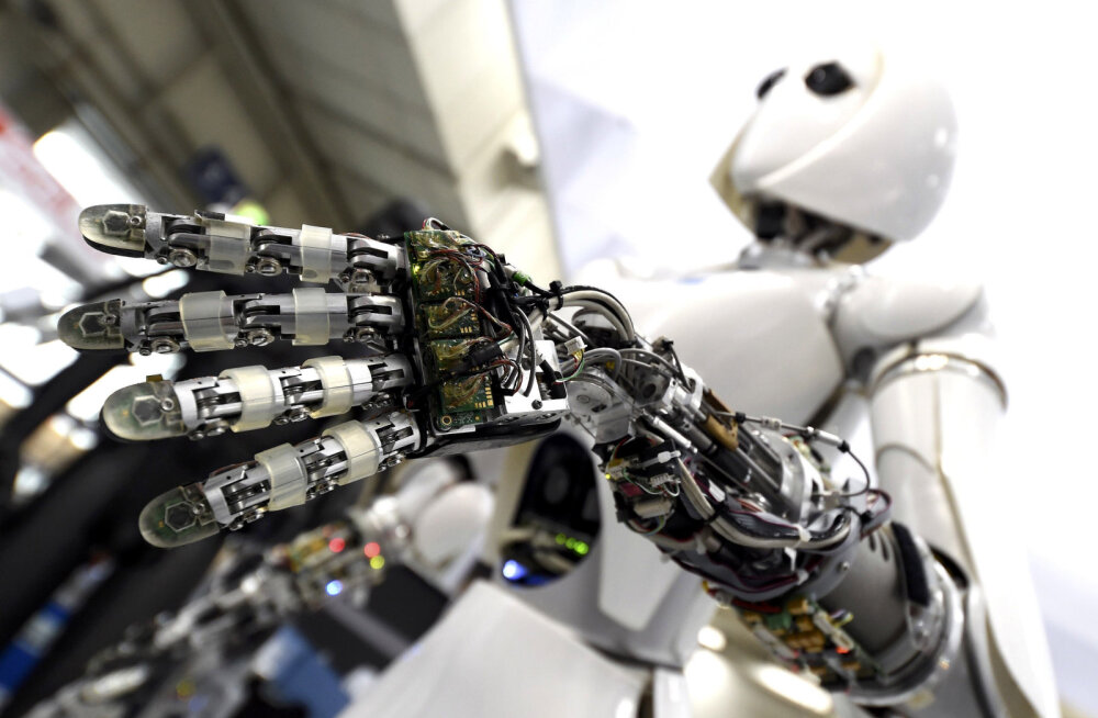 PwC: robotid võtavad kolmandiku Suurbritannia töökohtadest