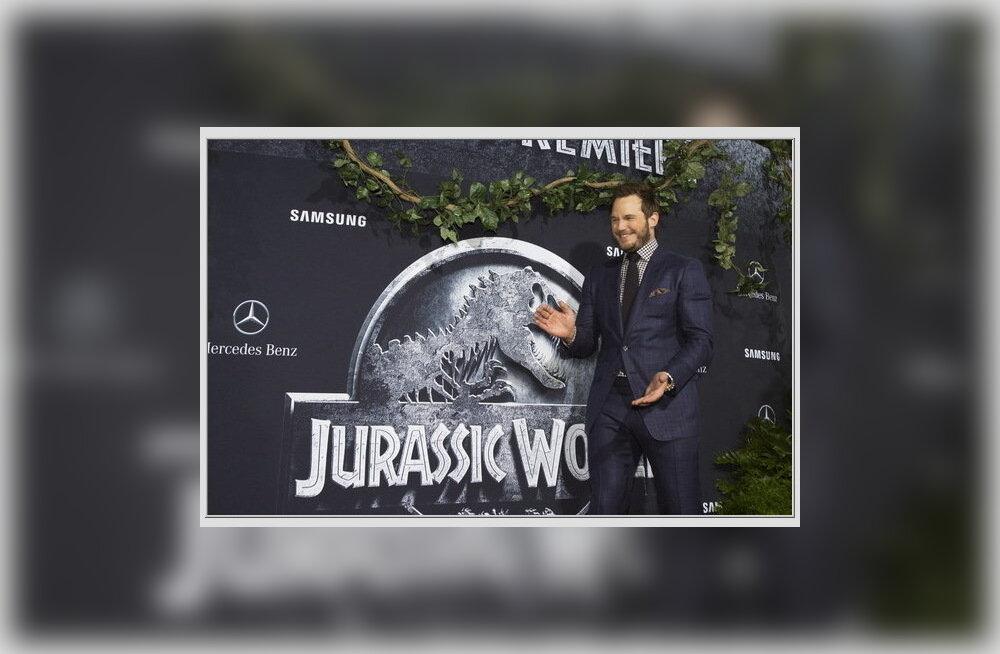 """Dinosaurused rahva seas popid: """"Jurassic World: Sauruste maailm"""" püstitas avanädalal maailma kinokassa rekordi"""