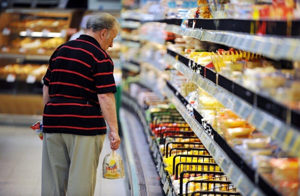 СРАВНЕНИЕ ЦЕН: Продуктовые магазины борются за лидерство — какой из них опередил конкурентов всего на 30 центов?
