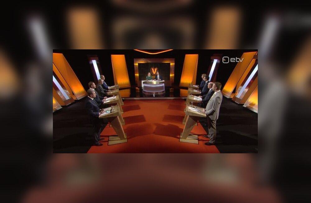 OTSEBLOGI | ETV valimisstuudios arutatakse välis- ja julgeolekupoliitika ning riigi kaitsevõime teemadel