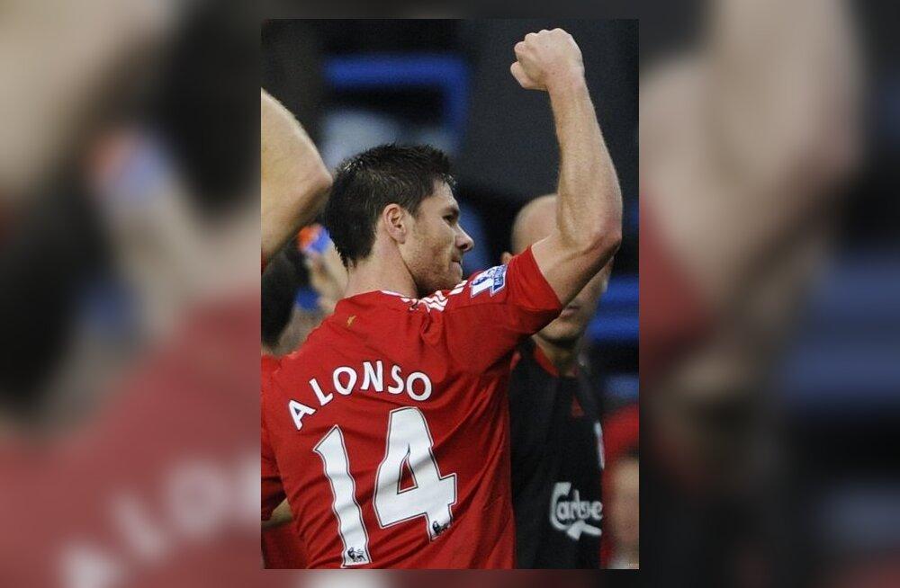 Xabi Alonso (Liverpool)
