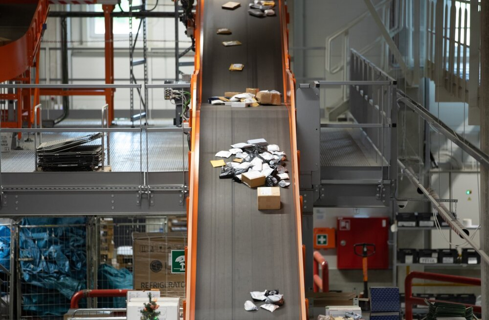 Omniva Logistikakeskus