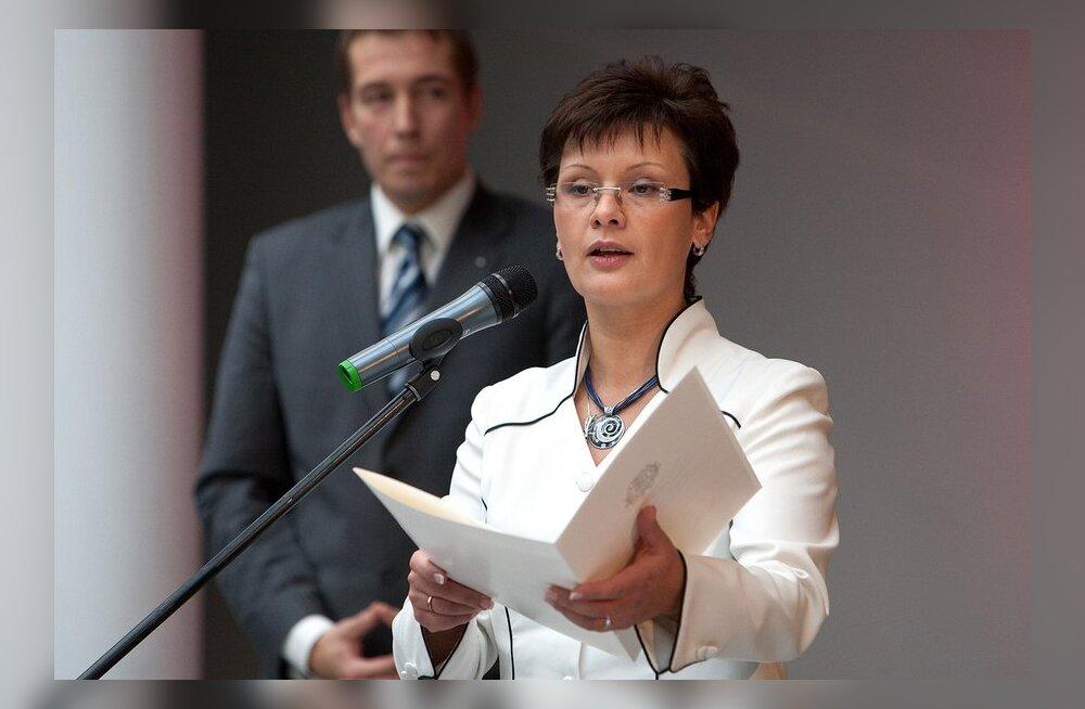 Лайне Рандъярв выдвинули в кандидаты на место мэра Таллинна от Партии реформ