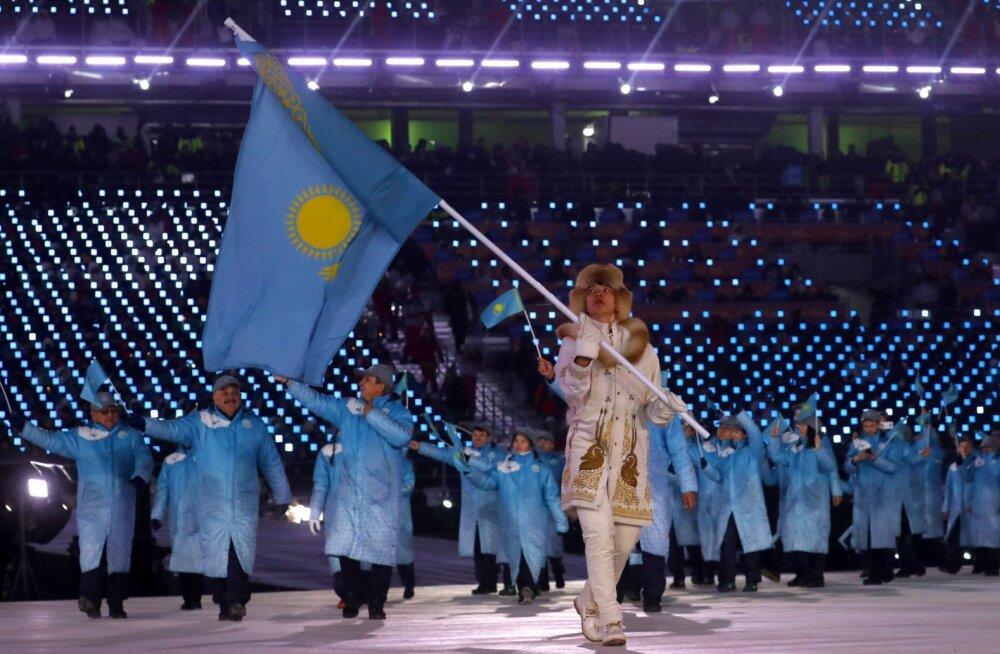 Kasahstan enam 2026. aasta taliolümpiat ei taha. Aga kes tahavad?