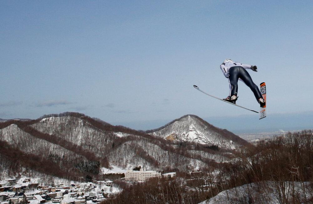 Sapporo võtab end 2026. aasta taliolümpia kandidaatide seast maha, Venemaal mõeldakse suvemängude peale