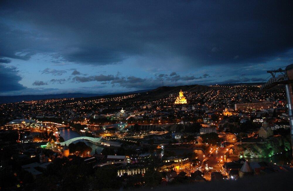 Kui Tbilisis üldse magada, siis kus?