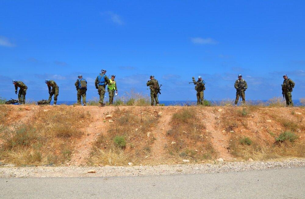 Eesti üksus Liibanonis
