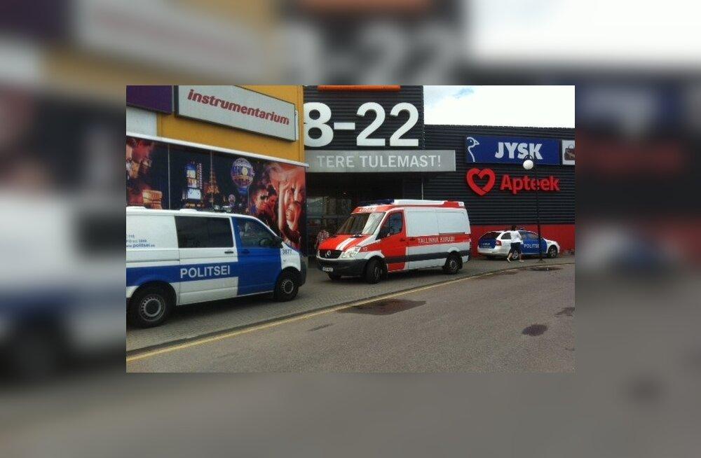 ec8ac915ec7 Kullapoe röövFoto: Veiko Vares. Täna rööviti Lasnamäe Centrumis asuvat  kullapoodi ...