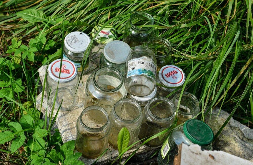 Klaaspakendite kasutamine ringlustaarana ei ole nii keskkonnasõbralik, kui esmapilgul paistab.