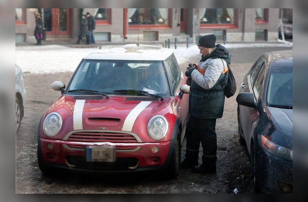 Homme Eesti Päevalehes: täie tervise juures invaparkijaid võib Tallinnas olla tuhandeid