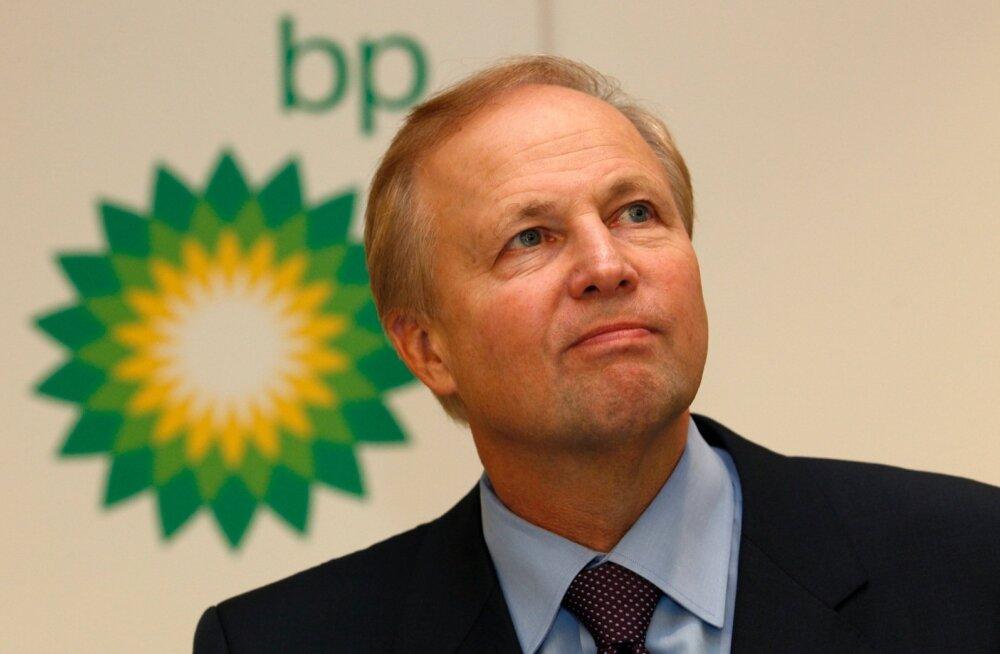 Endise kolleegi sõnul mürgitati Venemaal aeglaselt Briti energiafirma BP juhti