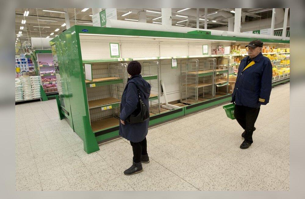 Производители клянутся: рост цен на яйца случайно совпал с Пасхой