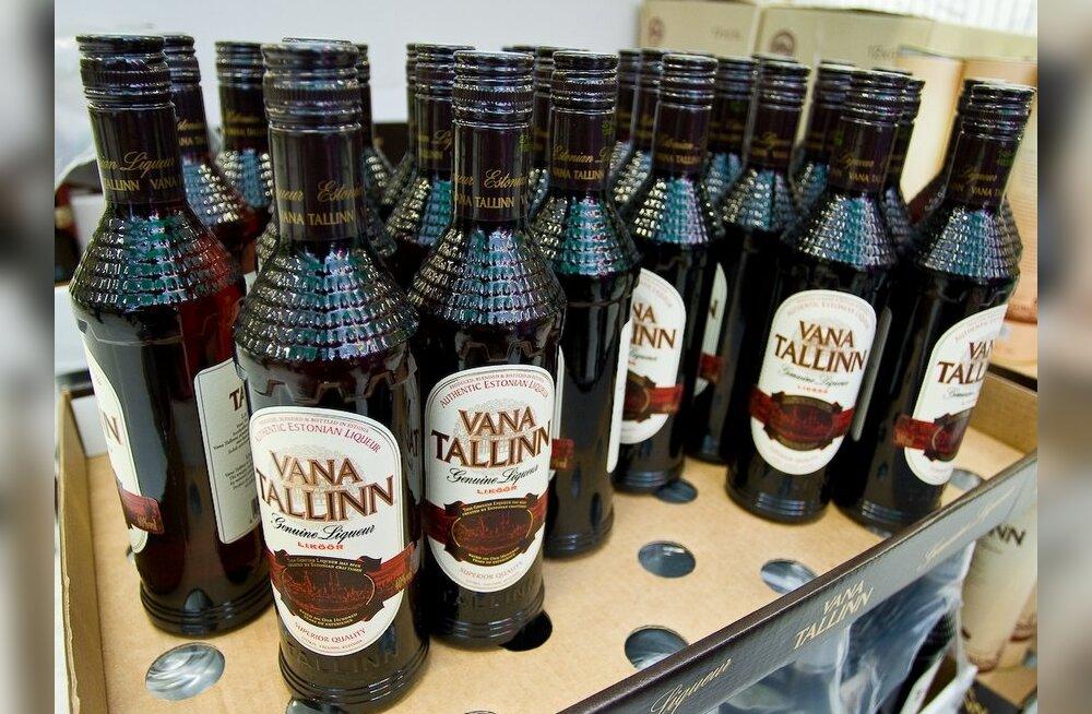 Vana Tallinna liköör võitis rahvusvahelisel konkursil esipreemia