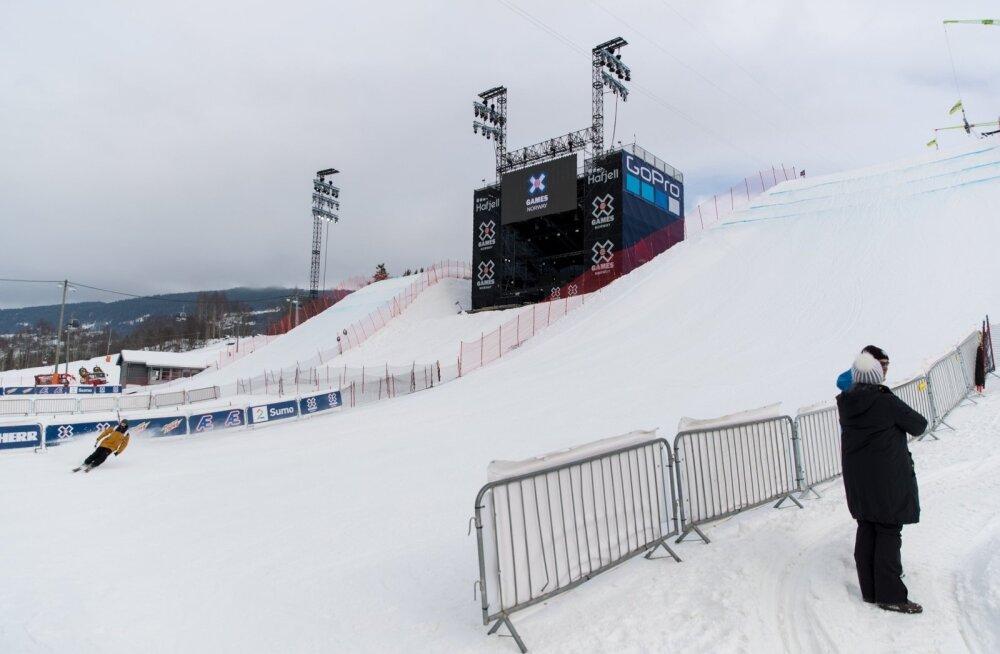 X-Mängud Hafjell 2017