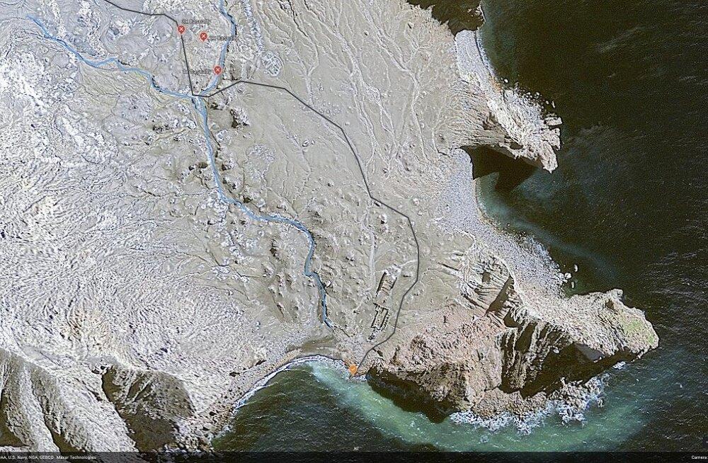 SUUR LUGU | Uus-Meremaa tegi vulkaanisaare surnukehade äratoomiseks riskantse operatsiooni, mis oleks võinud halvasti lõppeda