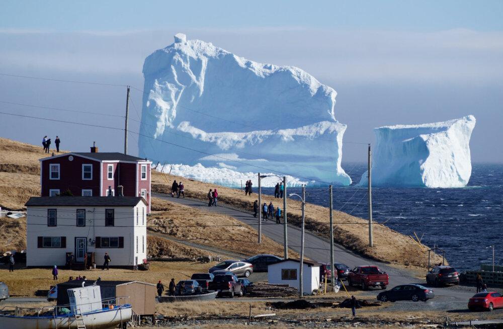 Maailmas hetkel kõige kuumem turismimagnet on jääkülm