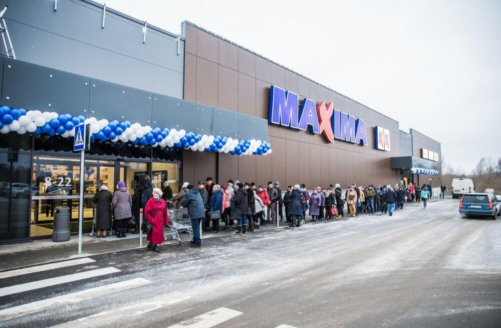Annelinna Maxima XX avamine