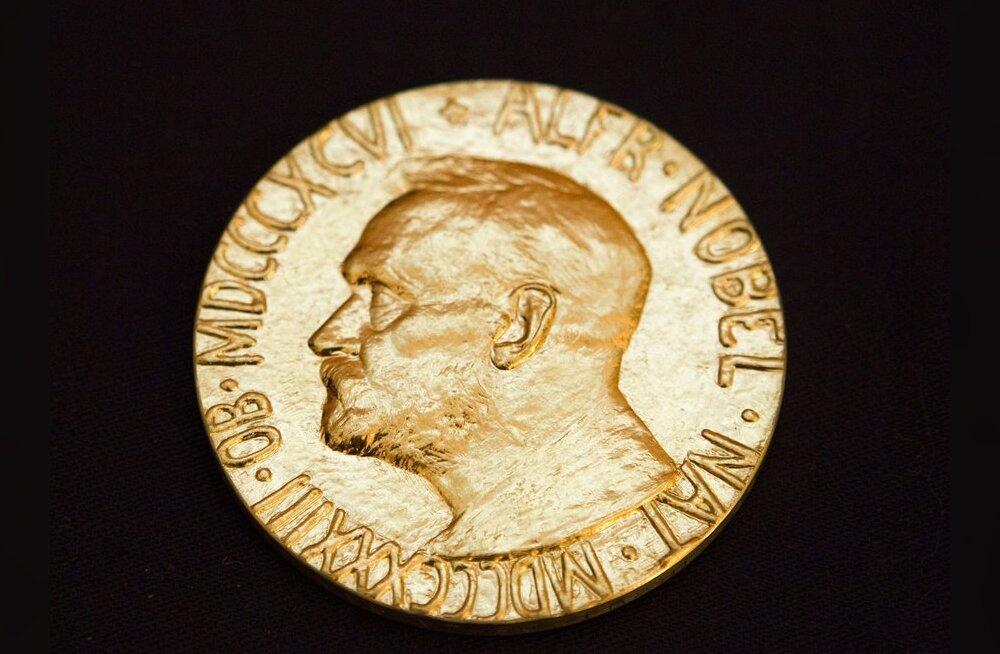 Nobeli komitee: rahupreemia saajat oli sel aastal lihtne valida