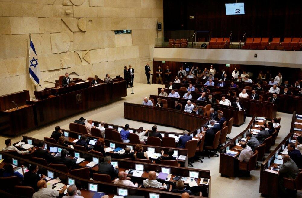 Iisraelis võeti vastu juudi rahvusriigi seadus