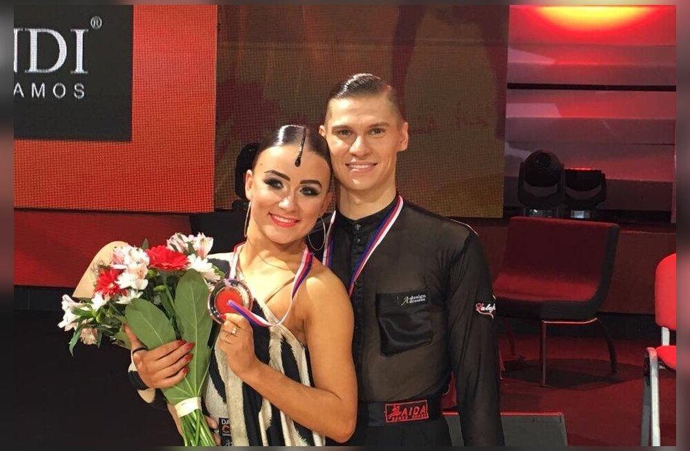 Dominika Bergmannova ja Konstantin Gorodilov