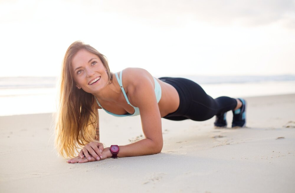 ФОТО | 4 мощных упражнения на все тело. Их можно выполнять где угодно