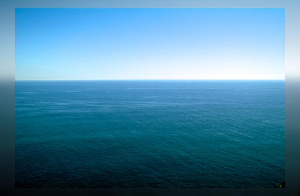 """Üllatus: sügaval Maa sisemuses leidub massiivne """"ookean"""""""