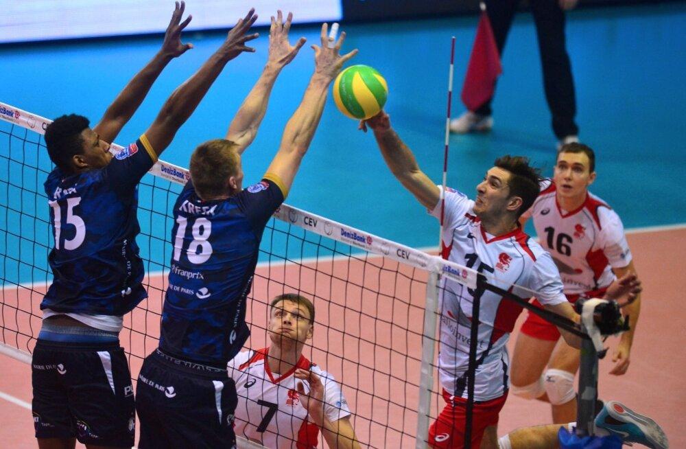Ardo Kreek, Pariisi Volley, Belgorodi Belogorje