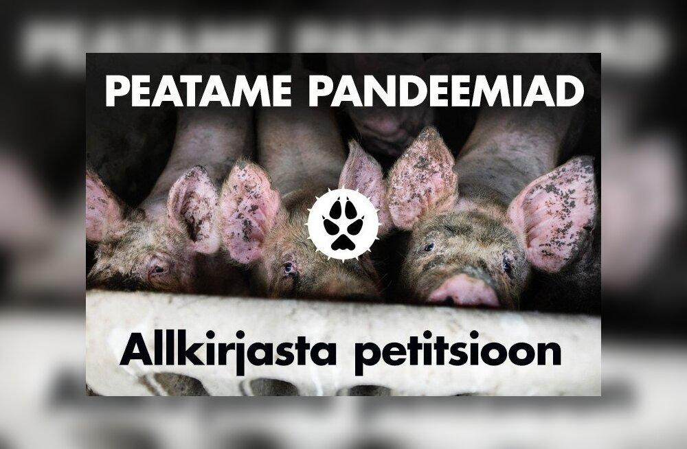 Loomakaitsjad kutsuvad üles allkirjastama petitsiooni pandeemia peatamiseks