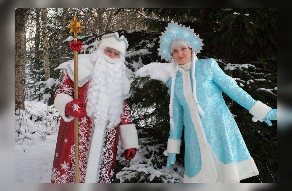Дед Мороз: однажды криминальный авторитет принял меня за киллера