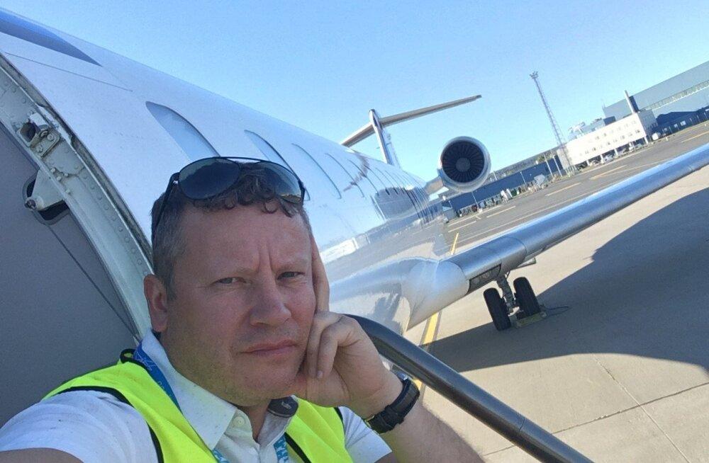 БОЛЬШОЕ ИНТЕРВЬЮ | Руководитель Nordica — о кризисе, будущем эстонской авиации, путешествиях и конкуренции с airBaltic