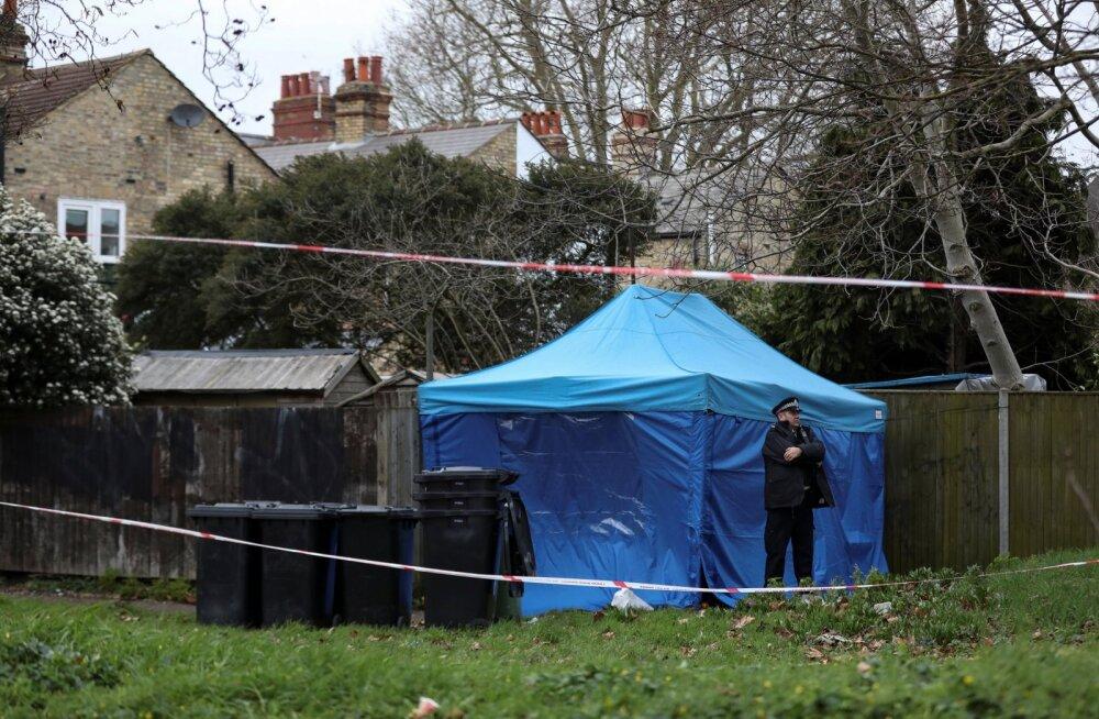 Выходец из Эстонии признан виновным в убийстве в Лондоне