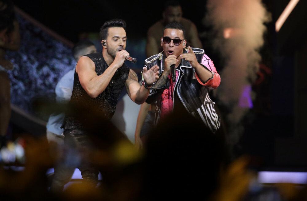 Kolme miljardi vaatamise piir on ületatud: Puerto Rico laulja lugu sai eile läbi aegade suurimaks Youtube-hitiks
