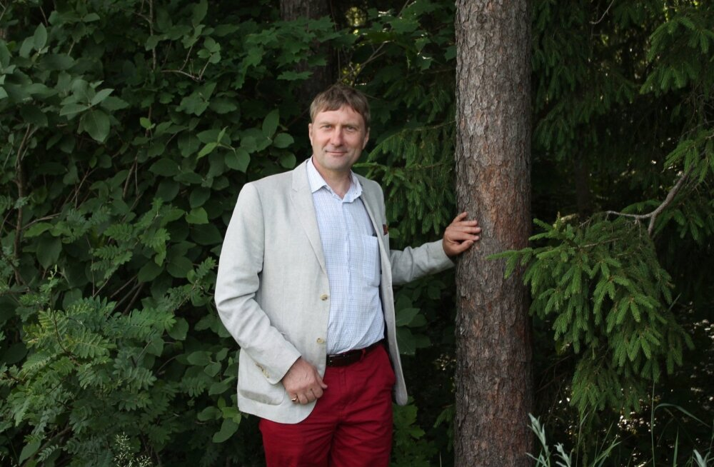 Biomajandusele üleminekut ja süsinikuneutraalsust ilma näoga metsa poole pööramata ei saavuta, ütleb Eesti Erametsaliidu uus juht Ando Eelmaa.