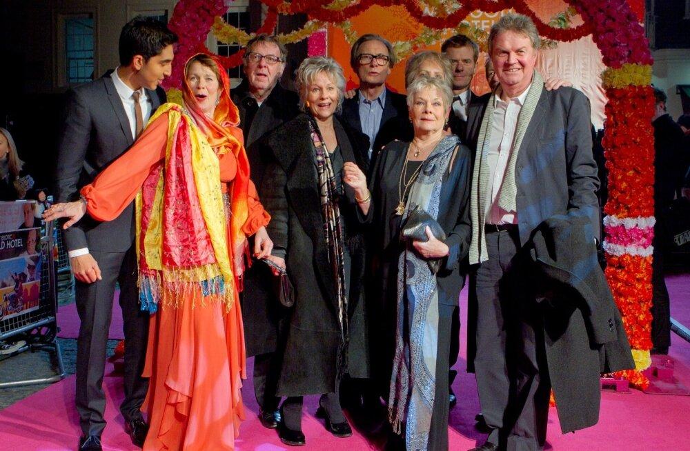 Filmi esilinastus 2012. aastal.