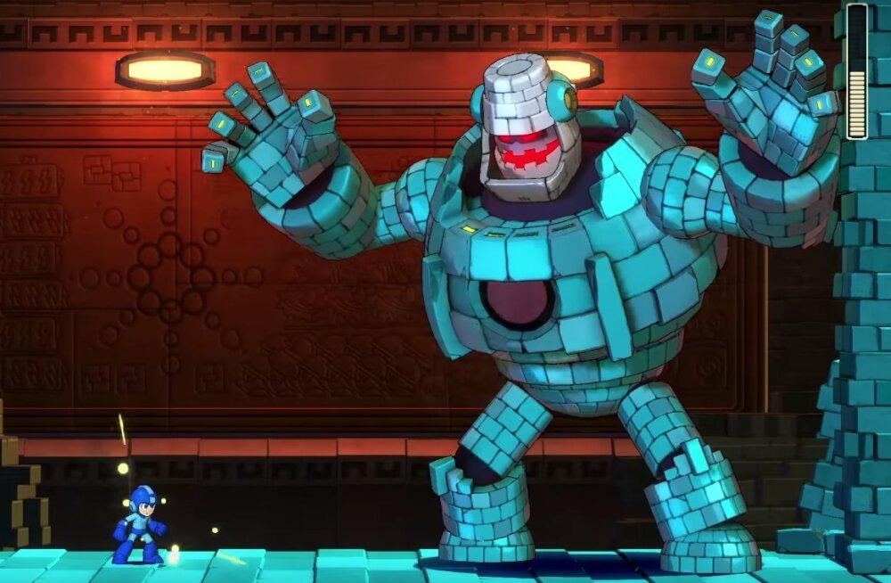 ARVUSTUS | Mega Man 11 – juba enam kui 120 videomängus seigelnud sinine pommitaja on tagasi!