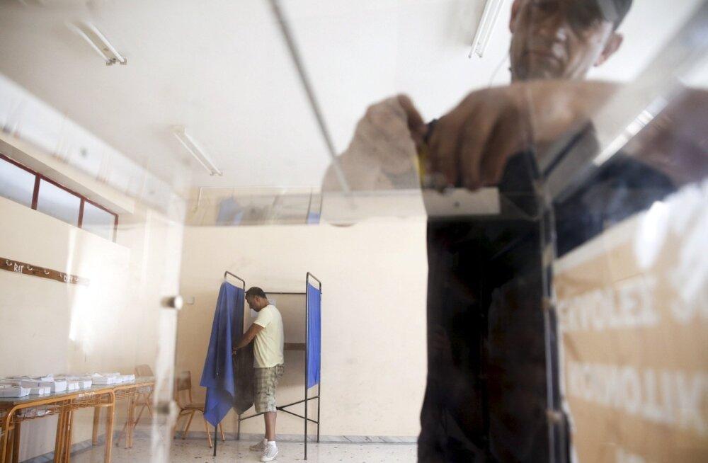 Eesti suursaadik: Kreeka valijad soovivad olla osa eurotsoonist
