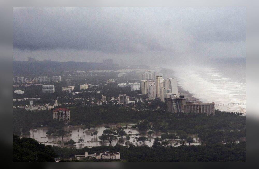 Tormid nõudsid Mehhikos vähemalt 40 inimese elu