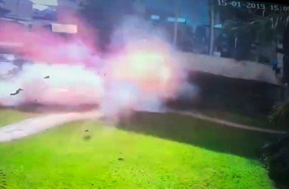 Nairobi hotellirünnakus hukkus viimaste andmete järgi 21 inimest