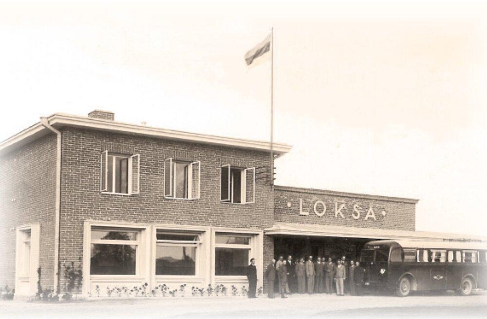 Eesti esimene, enne sõda ehitatud autobussijaam on töös siiani